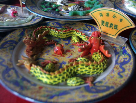 Man-Han Feast of plastic