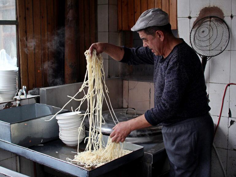 Xinjiang: a foodie reconnaissance